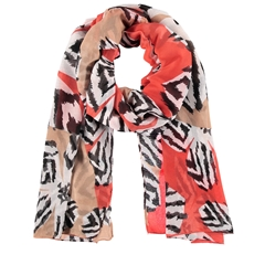 Gerry Weber Mixed Pattern Scarf - Multi