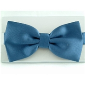 Ready Tied Bow Tie - French Blue