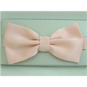 Ready Tied Bow Tie - Pink