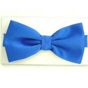 Ready Tied Bow Tie - Royal Blue