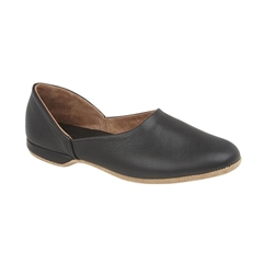 Draper Of Glastonbury Slipper - Charles - Black