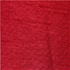 Top Pocket Shantung Handkerchief- Red