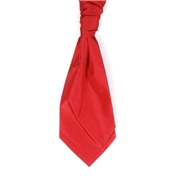 Boy's Wedding Cravat- Red