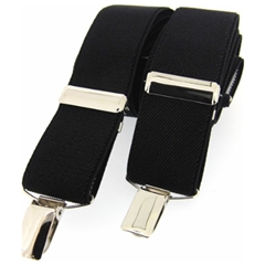 Standard Clip-On Brace - Black
