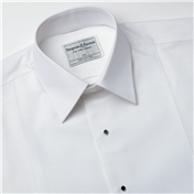 Marcella Standard Collar Evening Shirt