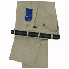 Bruhl Trouser Summer Cotton - Fawn - Style Montana 180520-210