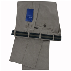 Bruhl Trouser Corded Cotton - Taupe - Montana 180520 540