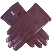 Dents Men's Cashmere Lined Leather Gloves - English Tan