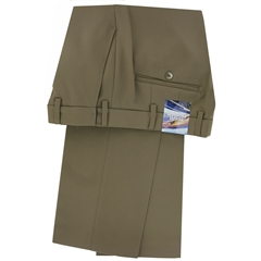 Meyer Trousers Cavalry Twill - Fawn - Oslo 111 42