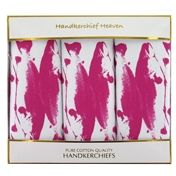Gift Box Of Fish Sporting Handkerchiefs