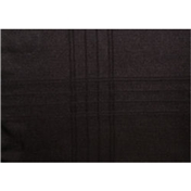 Silk Pocket Handkerchief - Black
