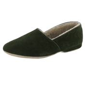 Draper Sheepskin Slipper Anton - Loden Green