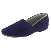 Draper Sheepskin Slipper Anton - Senate Purple