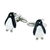 Luxury Penguin Cufflinks