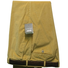 """Meyer Corduroy Trouser - Corn - Style Madrid 7651 41 - Size 36""""R Only"""
