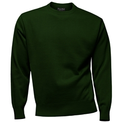 Franco Ponti Crew Neck Sweater - Fern