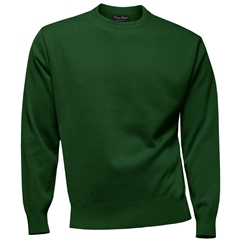 Franco Ponti Crew Neck Sweater - Green