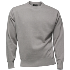 Franco Ponti Crew Neck Sweater - Shadow