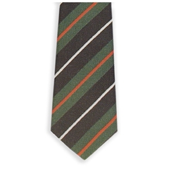 Royal Irish Rangers Regimental Tie