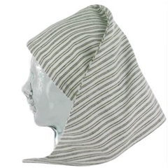 Magee Men's Stripe Nightcap - Twin Green Stripe