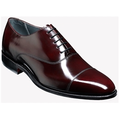 Barker Winsford - Burgundy Polish