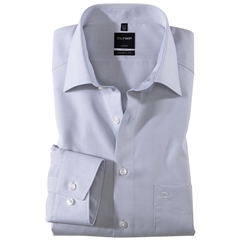 Olymp Modern Fit Shirt - Silver Grey
